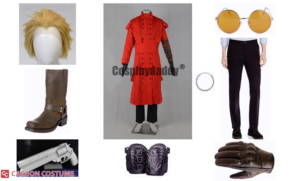 Vash the Stampede Costume