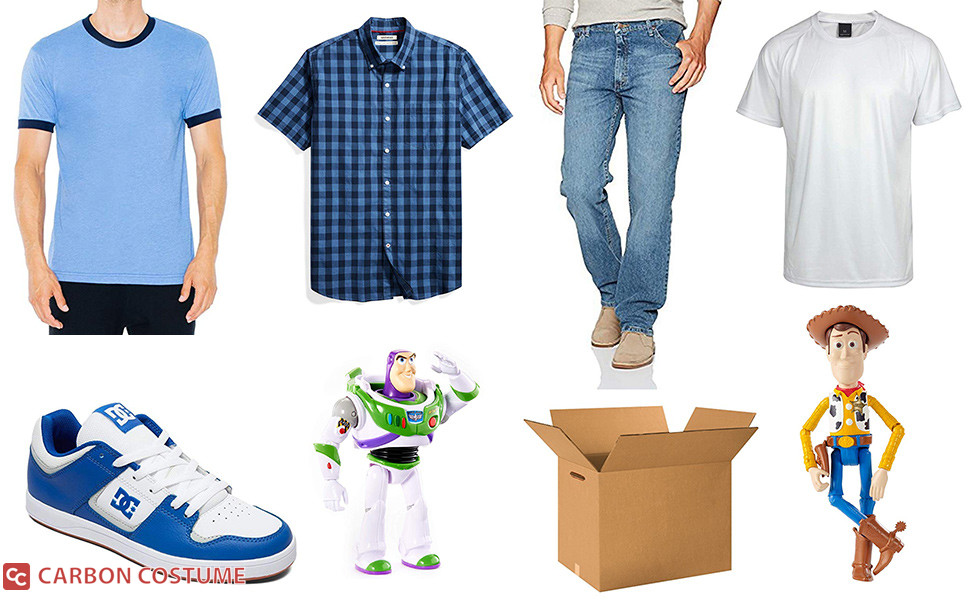 Andy from Toy Story 3 Costume