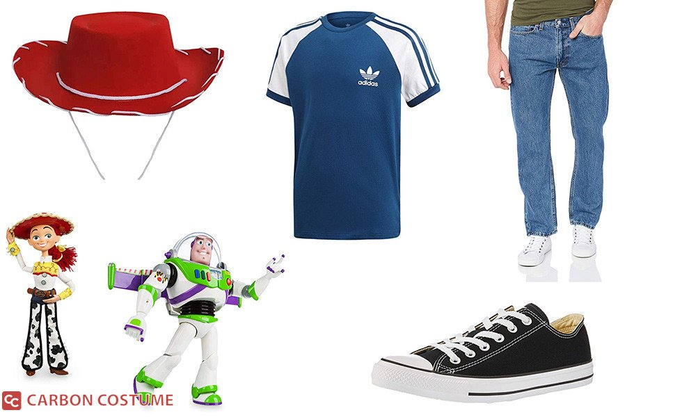 Andy from Toy Story 4 Costume