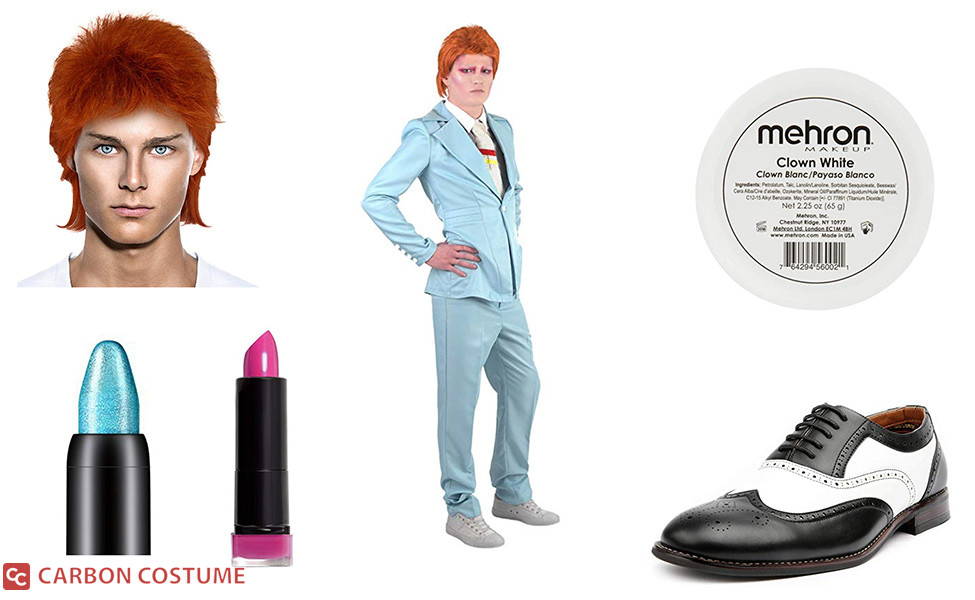 David Bowie from Life on Mars Costume