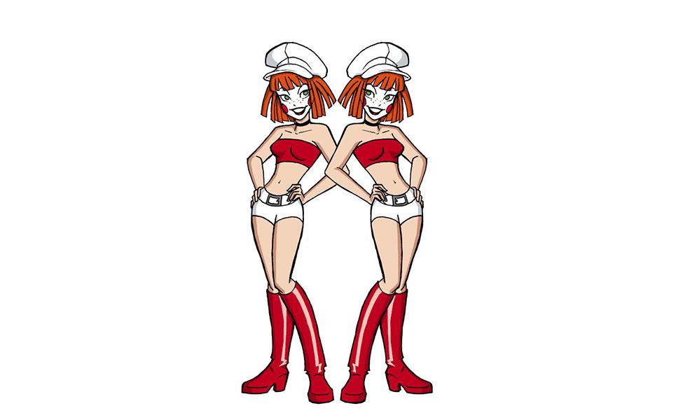 Dee Dee Twins