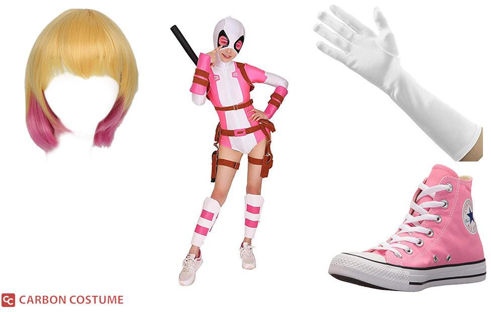 Gwenpool Costume
