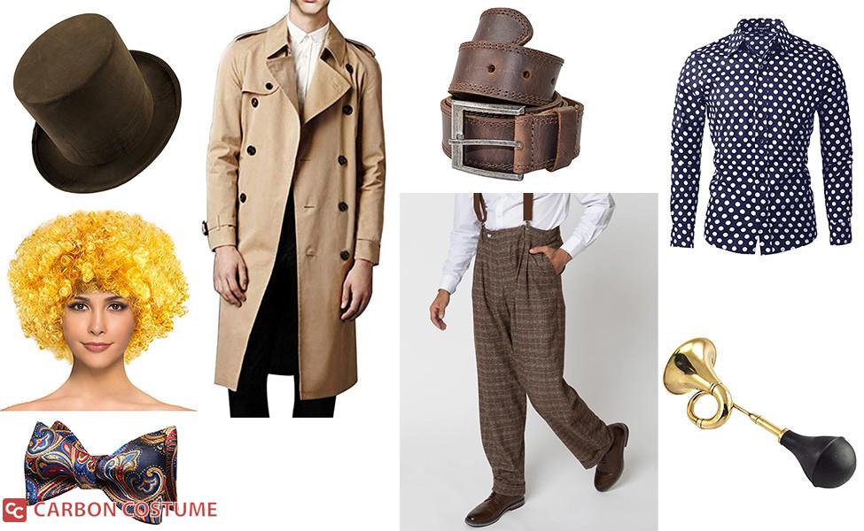 Harpo Marx Costume