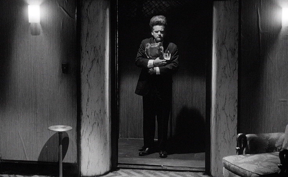 Henry Spencer from Eraserhead