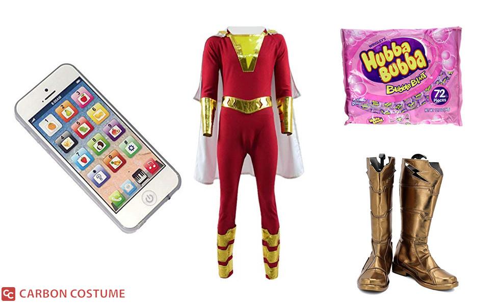 Shazam! Costume
