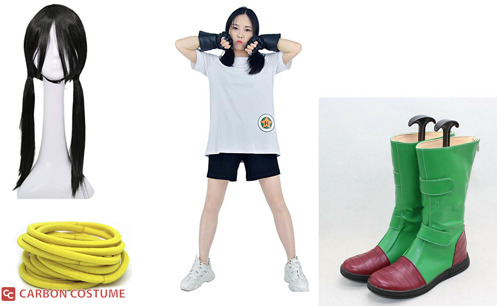 Videl Costume Diy Dress Up Guides For Cosplay Amp Halloween