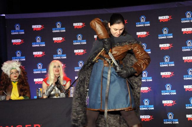 Arya Star from Game of Thrones by Jackie Diferdinando