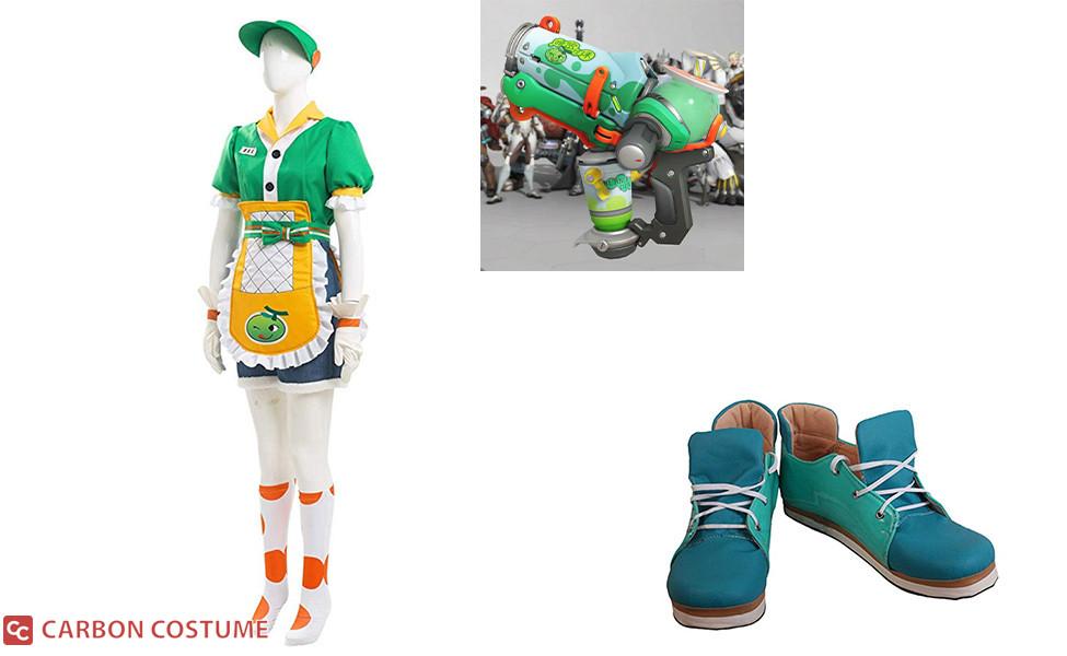 Honeydew Mei Costume