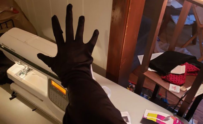 How to make your own gloves