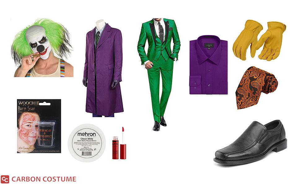 Joker from Gotham Costume