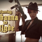 Rihanna as Clyde from Shy Ronnie
