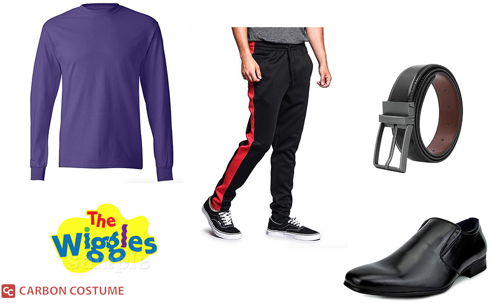 Jeff from The Wiggles Costume