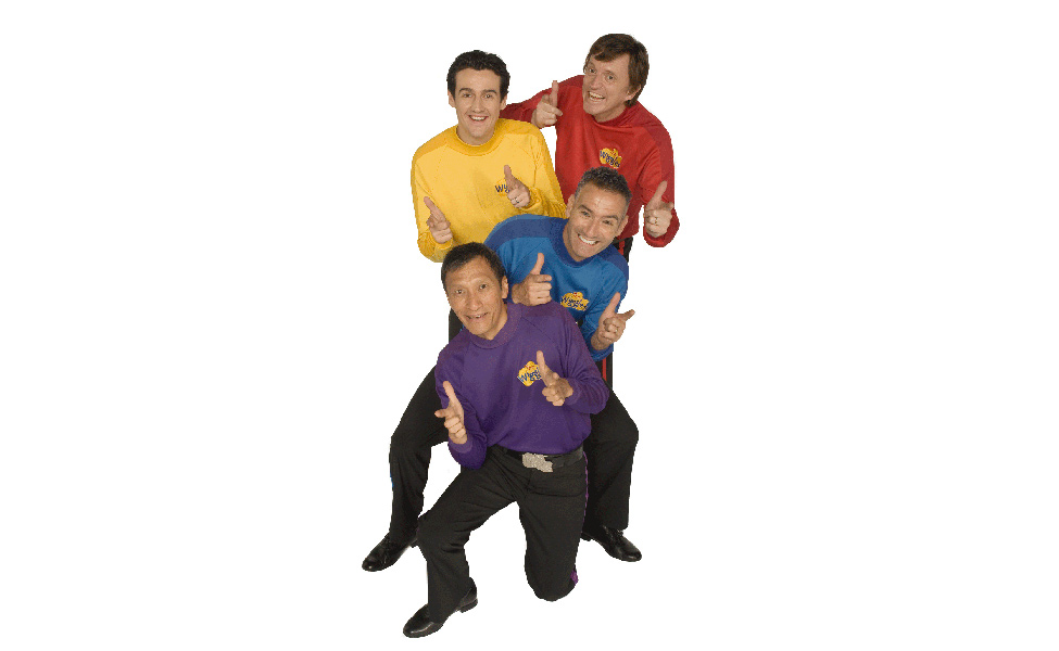 Jeff from The Wiggles