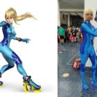 Zero Suit Samus Rocket Heels DIY from Metroid