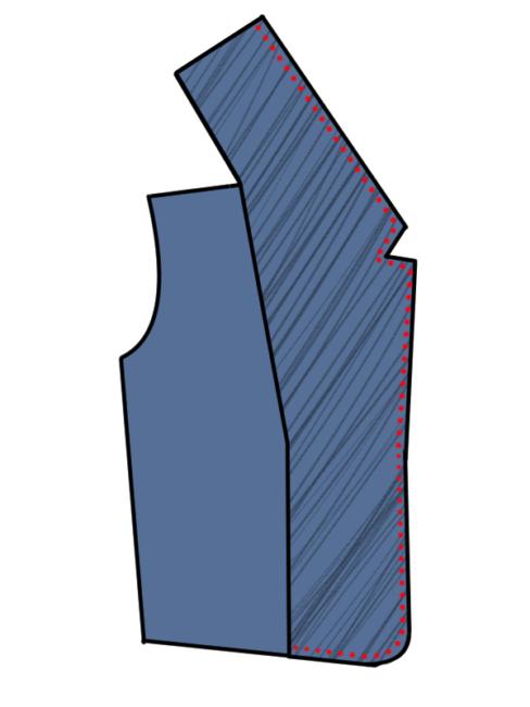 Booker DeWitt Vest Pattern 8