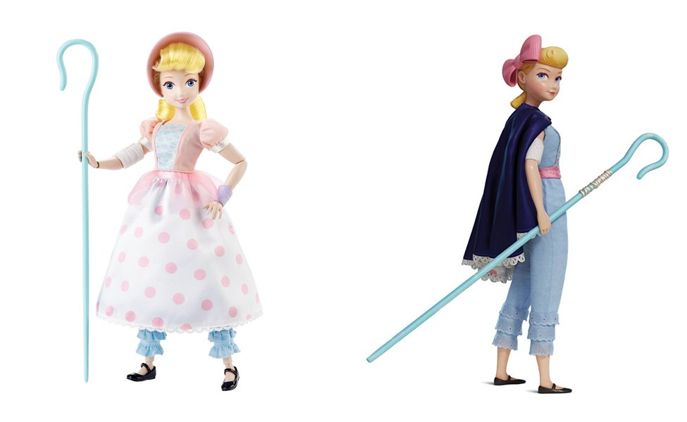 Bo Peep from Toy Story 4