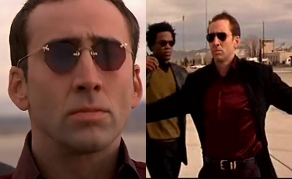Castor Troy from Face/Off