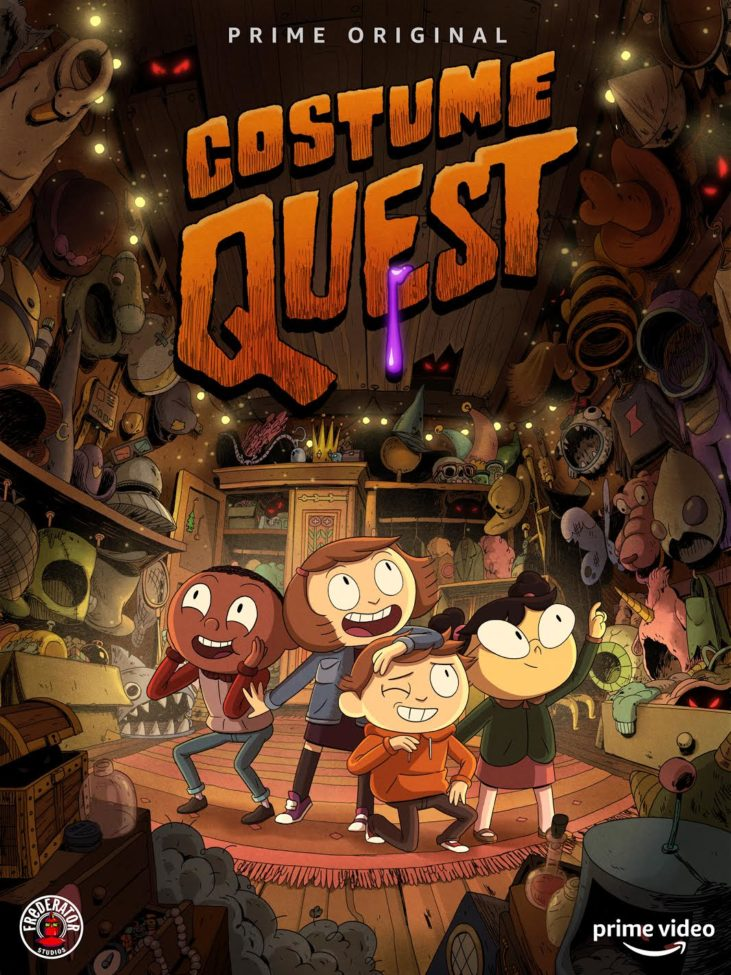 Costume Quest from Amazon Prime Video
