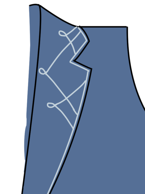 Booker DeWitt Vest Pattern 16