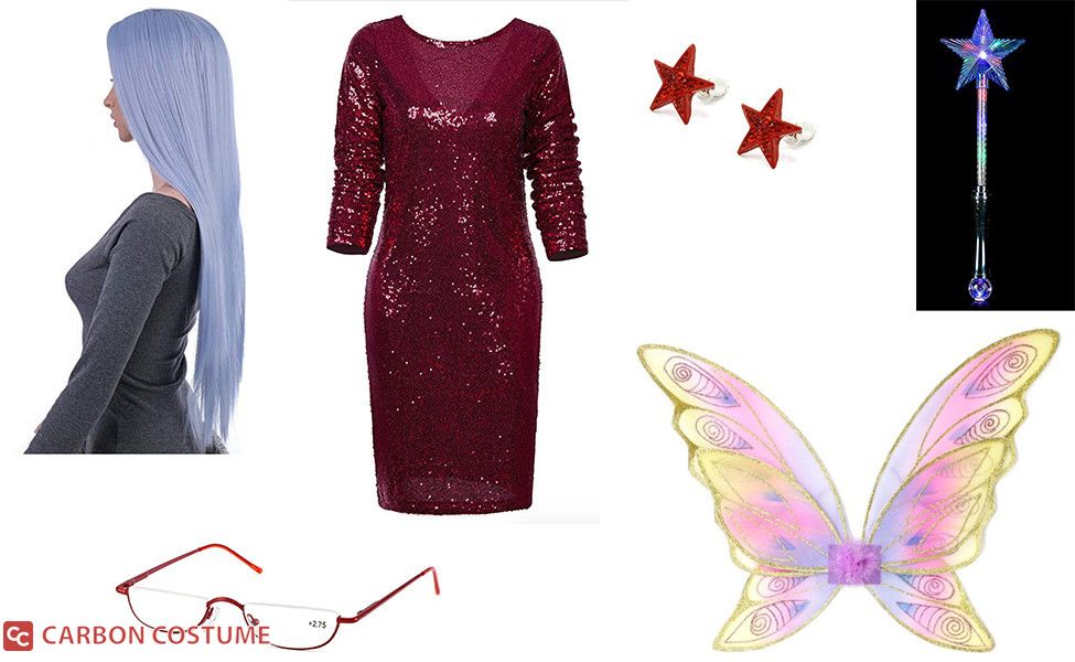 Fairy Godmother From Shrek 2 Costume Diy Dress Up Guides