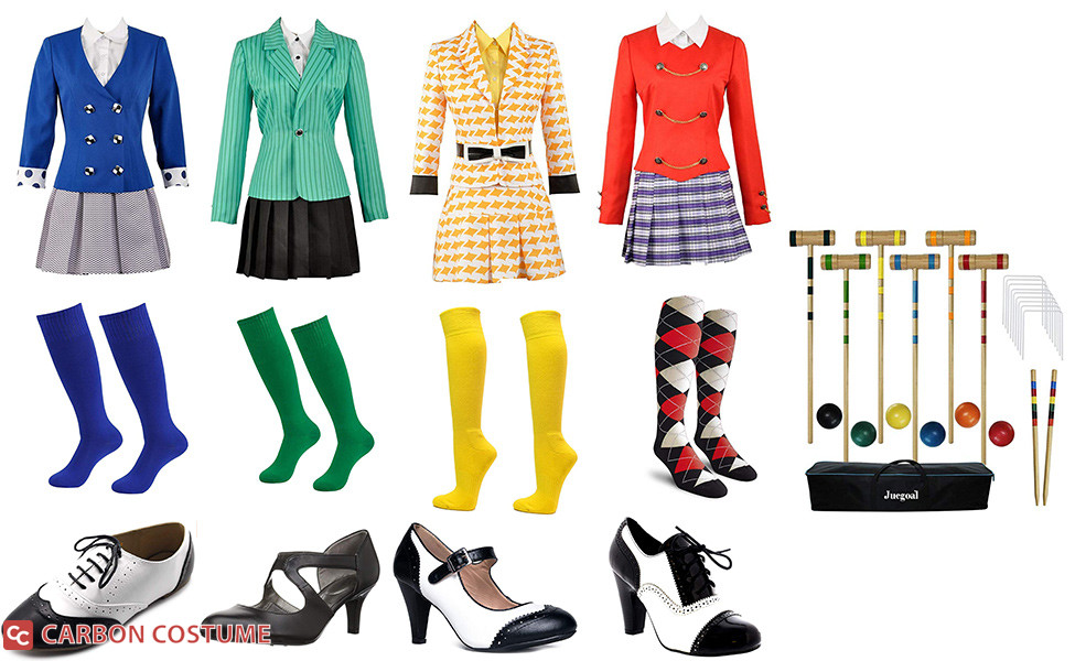 Heathers: The Musical Costume