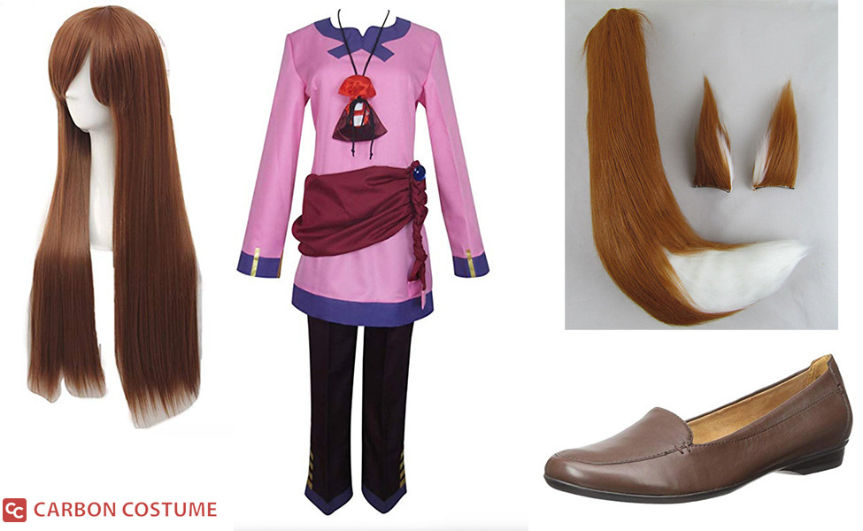 Holo from Spice and Wolf Costume