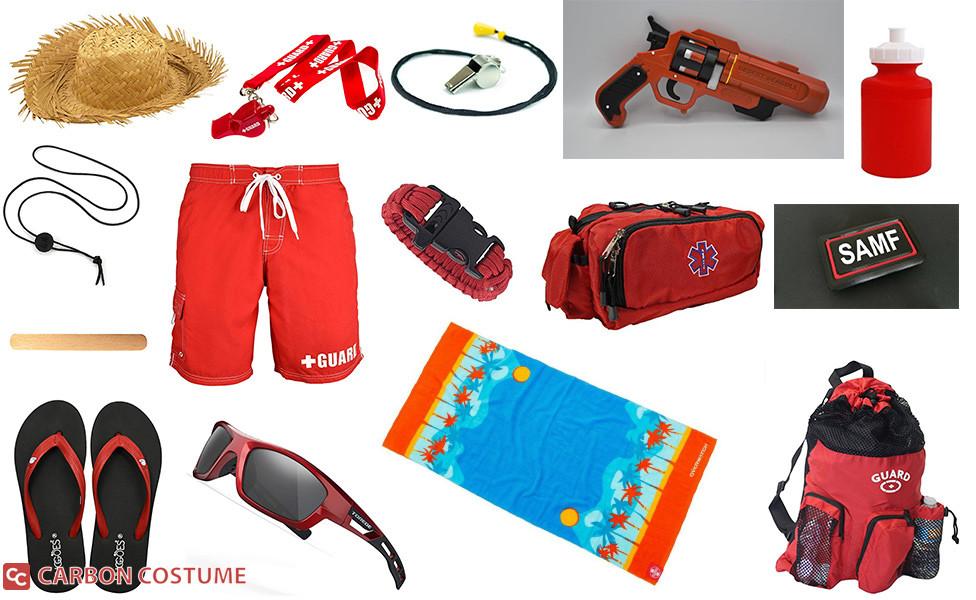 Lifeguard McCree Costume