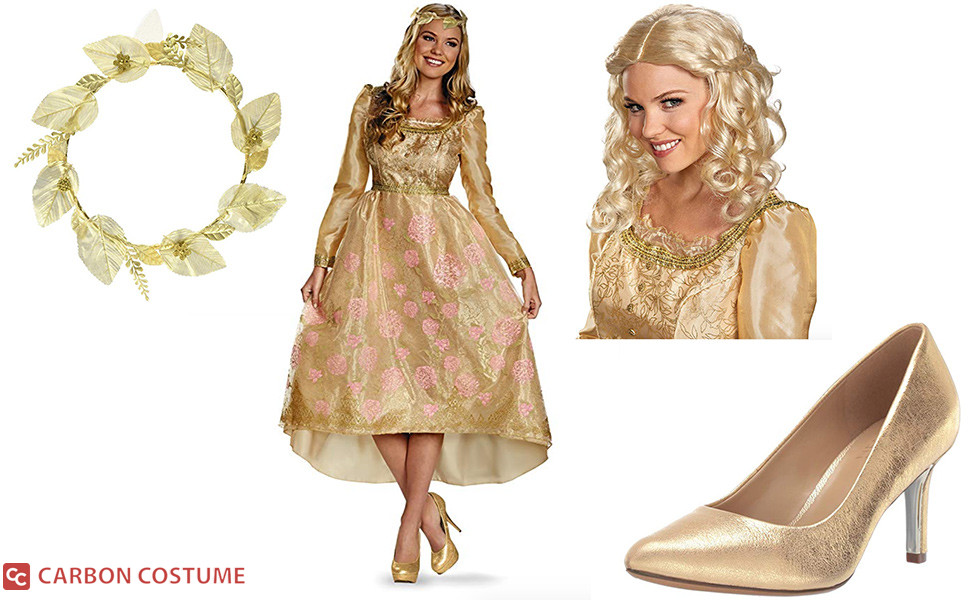 Princess Aurora from Maleficent: Mistress of Evil Costume