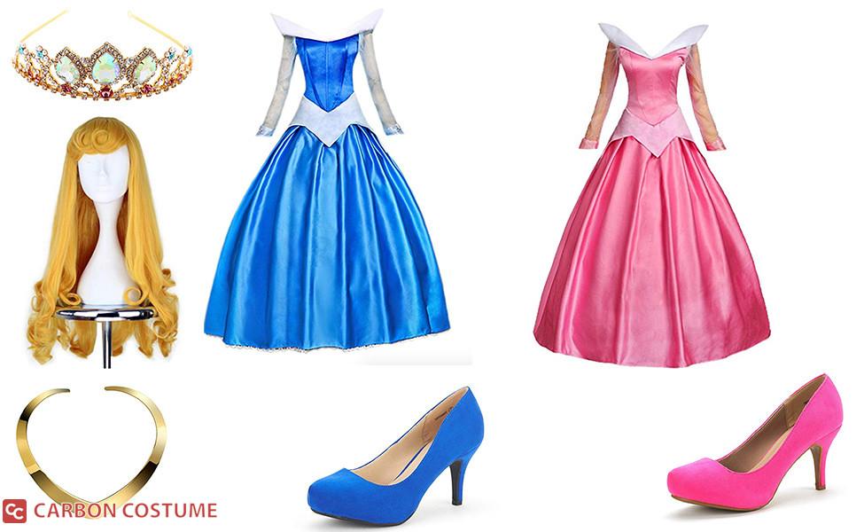 Princess Aurora from Sleeping Beauty Costume