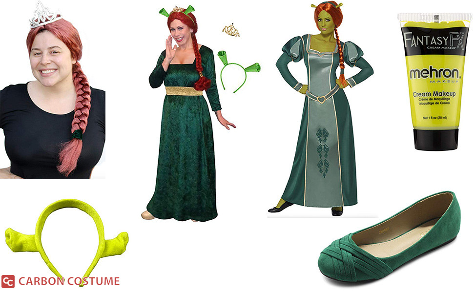 Princess Fiona Costume Diy Dress Up Guides For Cosplay