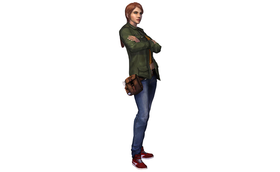 Stacey Forsythe from Dead Rising