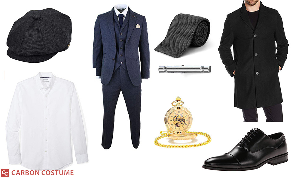 Thomas Shelby from Peaky Blinders Costume