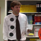 Three Hole Punch Jim Halpert from The Office