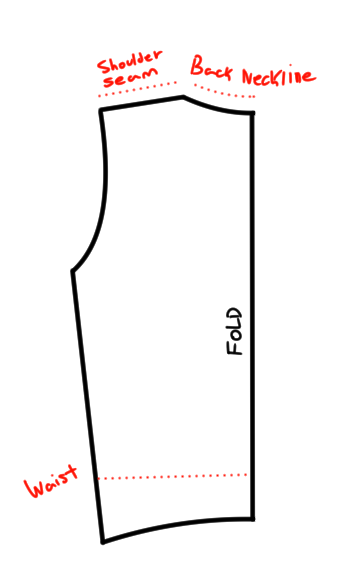 Booker DeWitt Vest Pattern 1