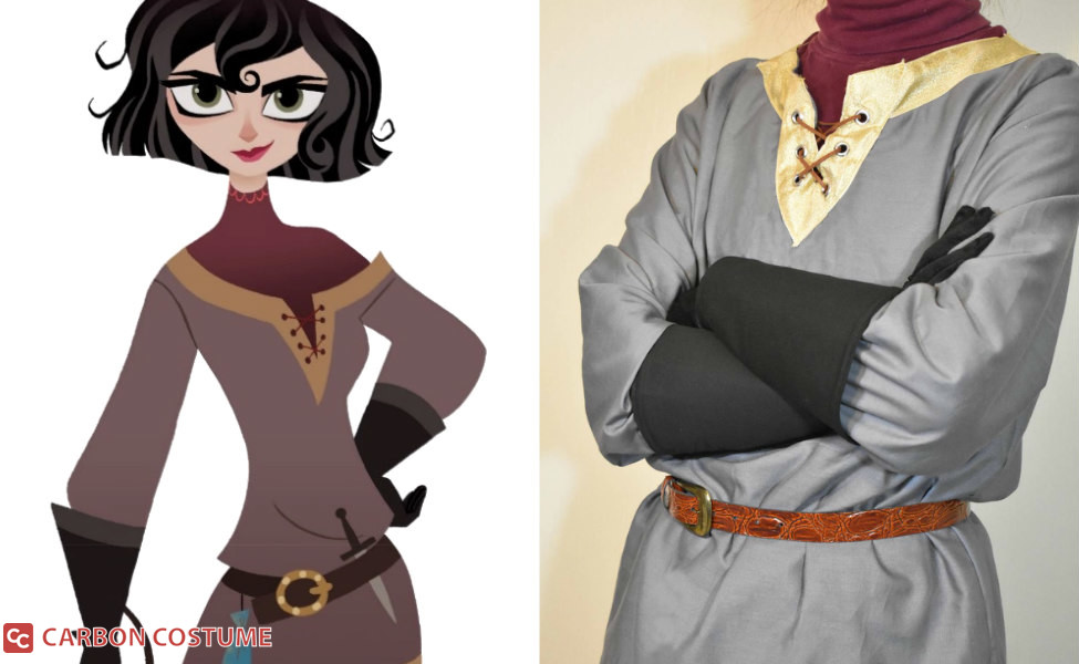 Make Your Own: Cassandra from Rapunzel's Tangled Adventure
