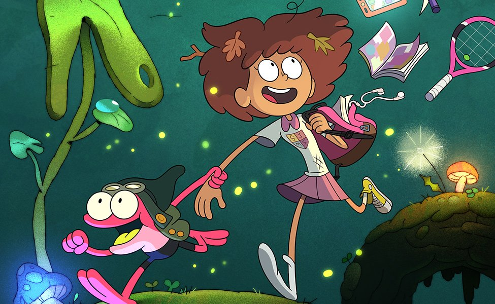 Anne Boonchuy from Amphibia