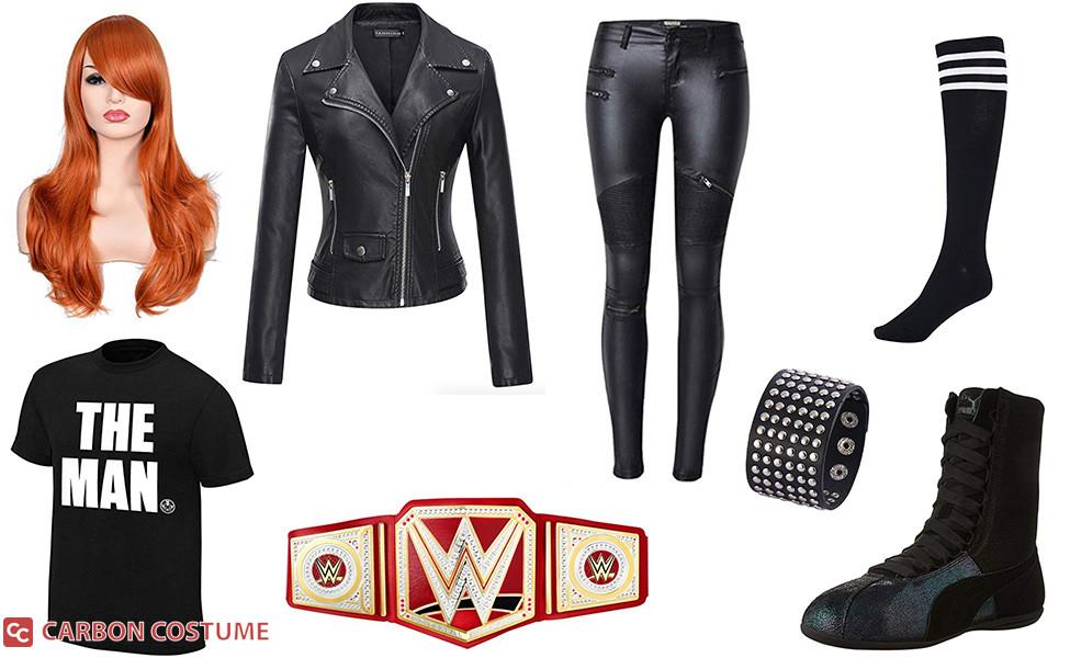 Becky Lynch Costume