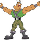 Jorgen Von Strangle from Fairly Oddparents