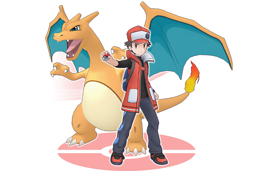 Red from Pokemon Masters