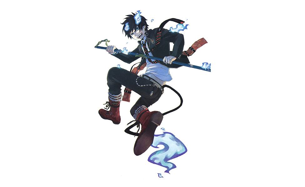 Rin Okumura from Blue Exorcist
