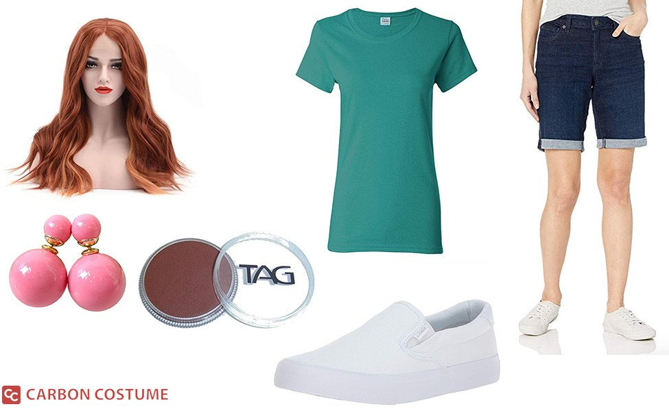 Roxanne from A Goofy Movie Costume