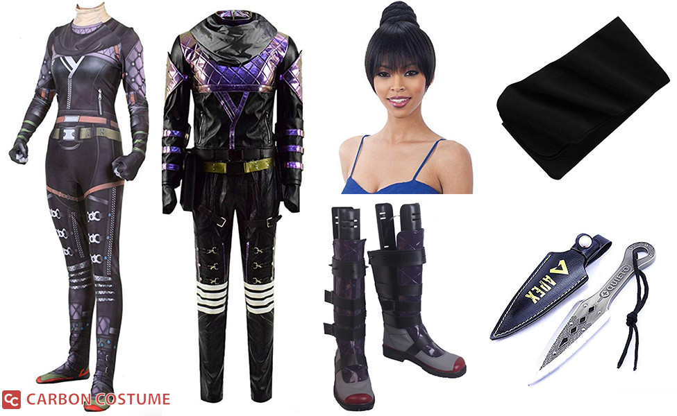 Wraith from Apex Legends Costume