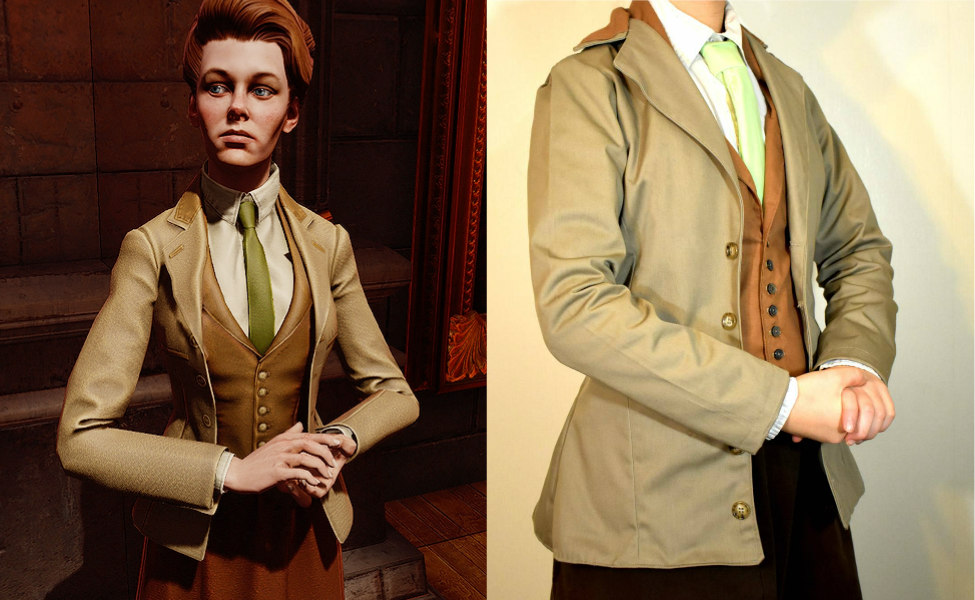 Make Your Own: Rosalind Lutece from Bioshock Infinite