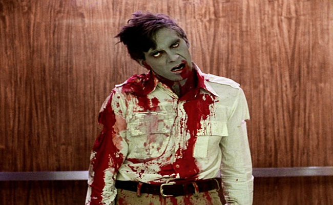 "Stephen ""Flyboy"" Andrews from Dawn of the Dead"