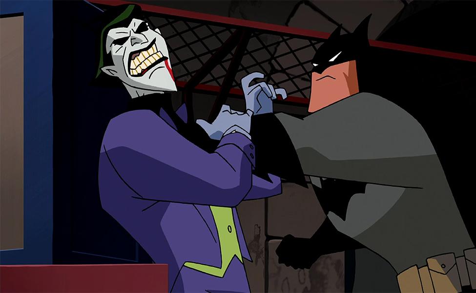 Joker from Batman Beyond: Return of the Joker