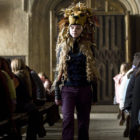 Luna Lovegood Lion-Hat from Harry Potter
