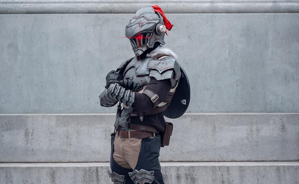 Goblin Slayer Cosplay by obsidian_cosplay