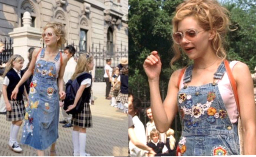 Molly Gunn from Uptown Girls