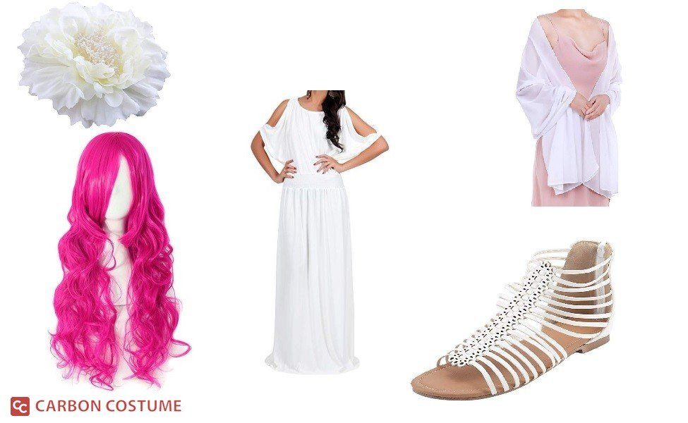 Persephone from Lore Olympus Costume