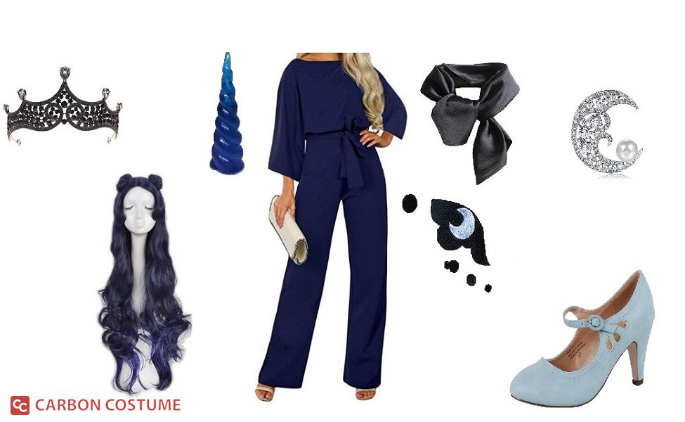 Princess Luna from My Little Pony Costume